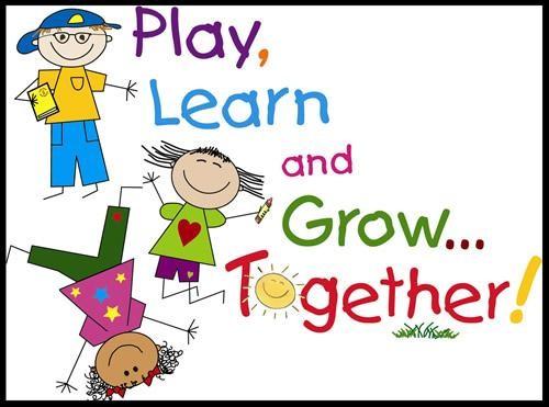 Play, Lear, Grow